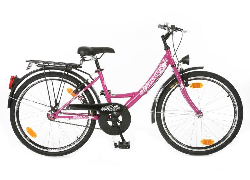 "Acheter Citybike 6v. 20"" fille fuchsia"