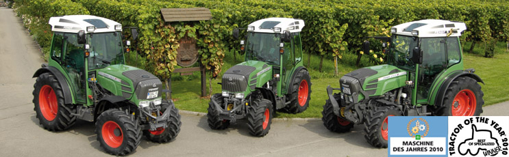 Acheter Tracteurs Fendt