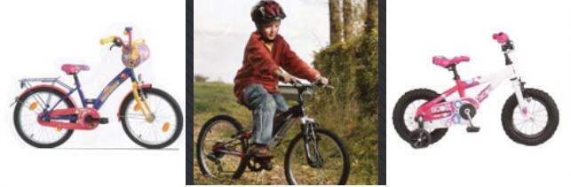 Acheter Vélo enfant