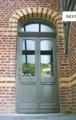 Acheter Les portes Riche Bois & Bois-alu