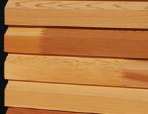 Acheter Les bardages bois