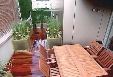 Acheter La terrasse
