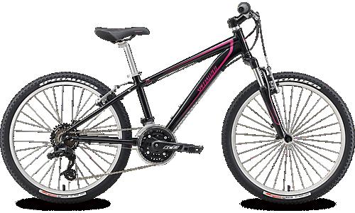 Acheter Vélo pour les filles Specialized Hotrock A1 FS 24 Girls