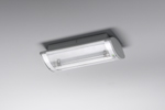 Emergency lighting. Surface mounted  Lighting
