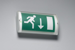 Acheter Emergency lighting. Surface mounted Single sided signs