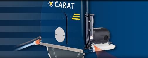 Acheter Scie Murales Carat W-3011 / W-3511 laser dustec