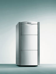 Acheter Préparateur d'eau chaude sanitaire à stratification de 150 litres.