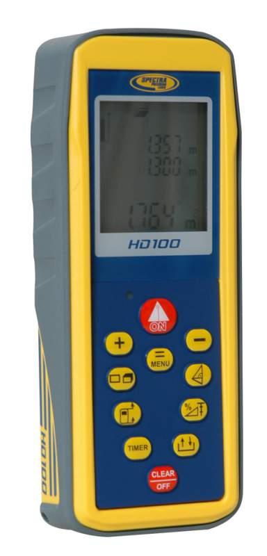 Acheter Télémètre laser Spectra Precision Lasers HD 100