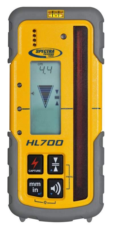 Acheter Détecteur Spectra Precision Lasers HL 700