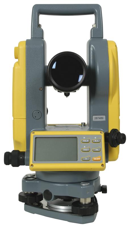 Acheter Théodolite électronique Spectra Precision Lasers DET-2