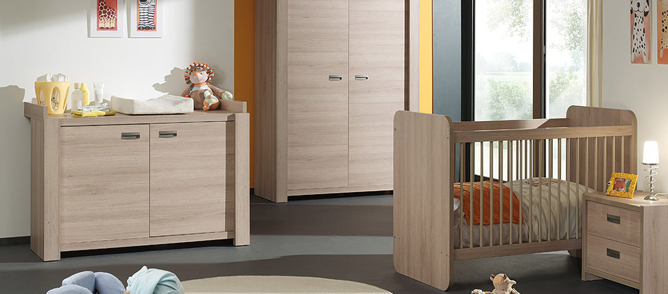 Idee Deco Chambre Ado Mixte :  Acheter Chambre bébé Aster Fleurus (Belgique)  Mobilec interieur