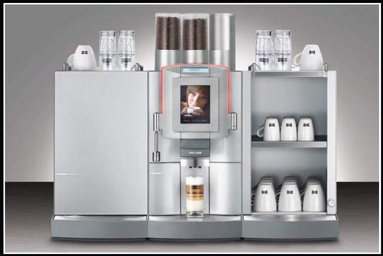 Machine à espresso Franke Spectra S
