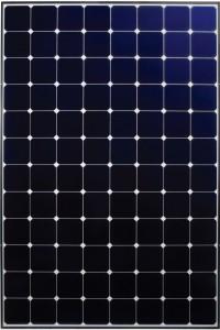Acheter Le panneau solaire SunPower 327