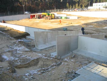 Acheter Concrete elements for use in earthworks