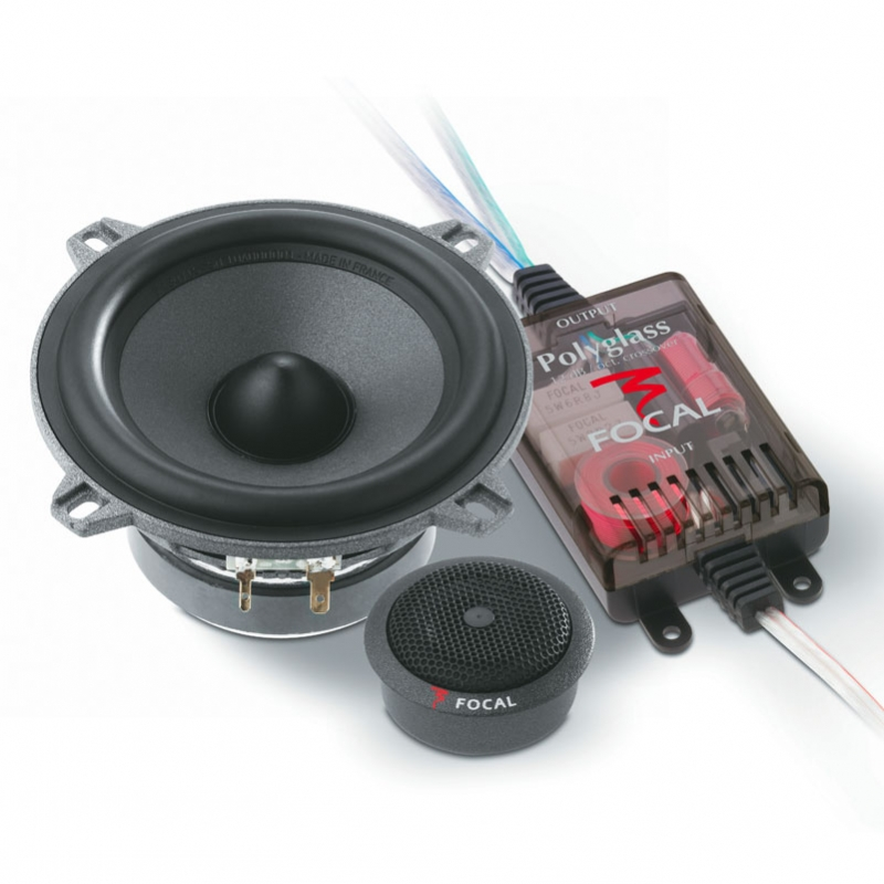 Kits coaxiaux Focal P 130 V15