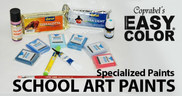 Acheter Specialized Paints. School Art Paints