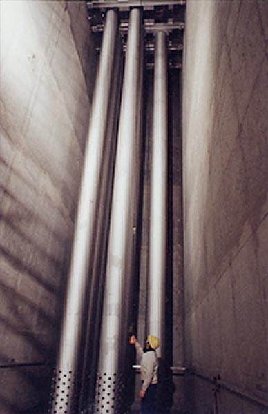 Acheter Puits de stockage pour déchets radioatifs (partie intérieure)