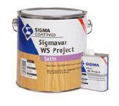 Acheter Vernis satiné à deux composants pour parquet Sigmavar WS Project