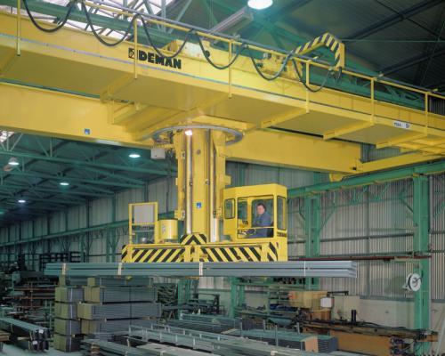 Acheter Dirder doublecrane 5 tonnes