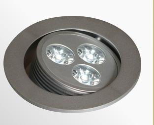 Lamp powerLED 3X1W
