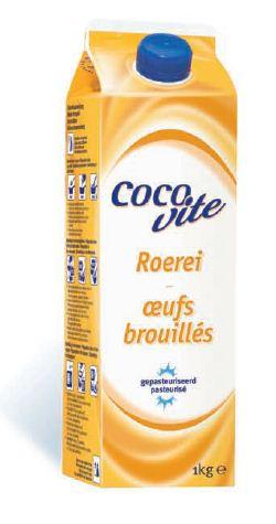 Acheter Oeuf brouillé liquide Cocovite