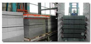 Acheter Blocs de béton lourd
