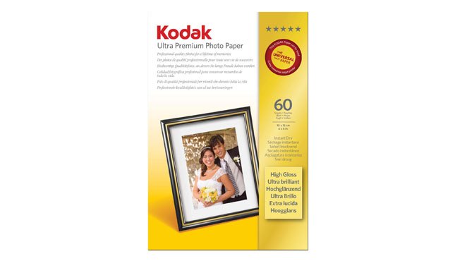 Acheter Ultra Premium Photo Paper / 10 × 15 cm / High Gloss / 60 Sheets