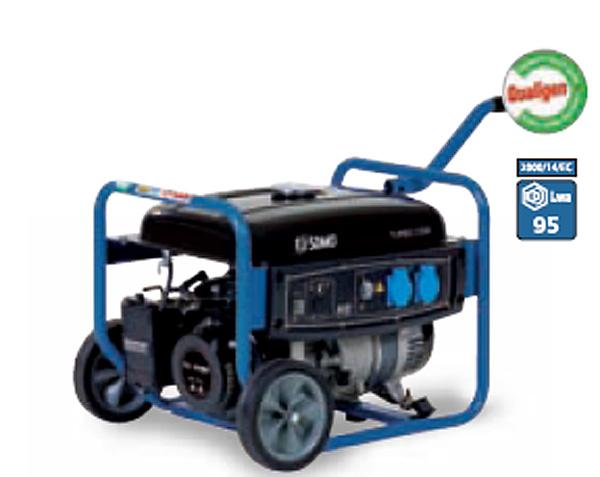Acheter Groupes électrogènes Portable Power TURBO 2500