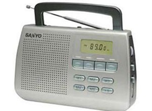 Acheter Radio Portable RP-D7000