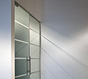 Acheter Portes intérieures en verre accueillantes Cristal