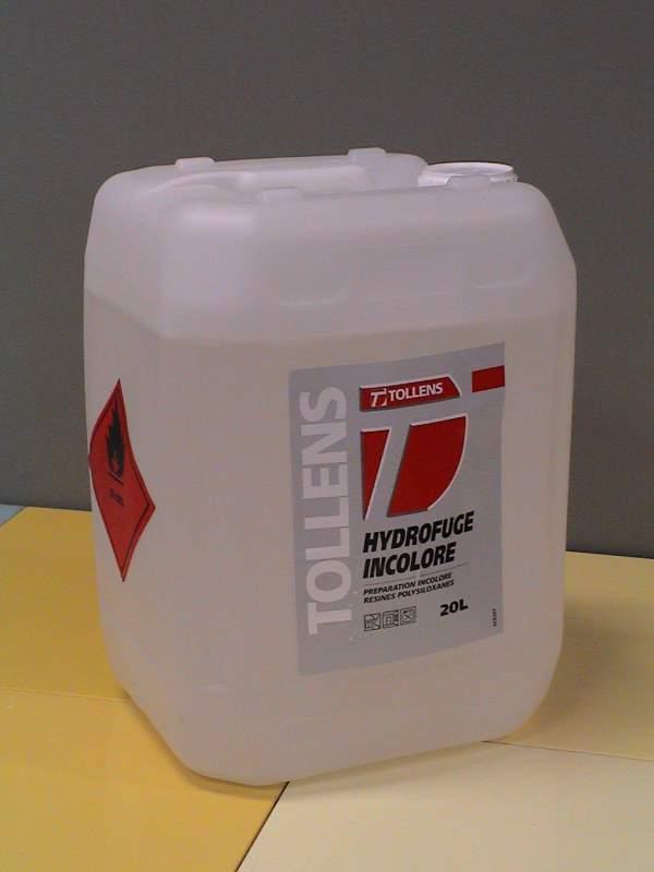 Acheter Solution incolore pour l'hydrofugation des façade HYDROFUGE INCOLORE