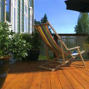 Acheter Terrasses Extérieures en Bois