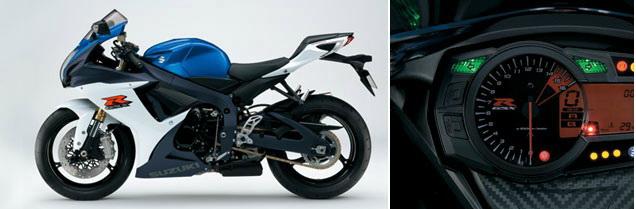Acheter Сourse de moto Suzuki GSX-R 750