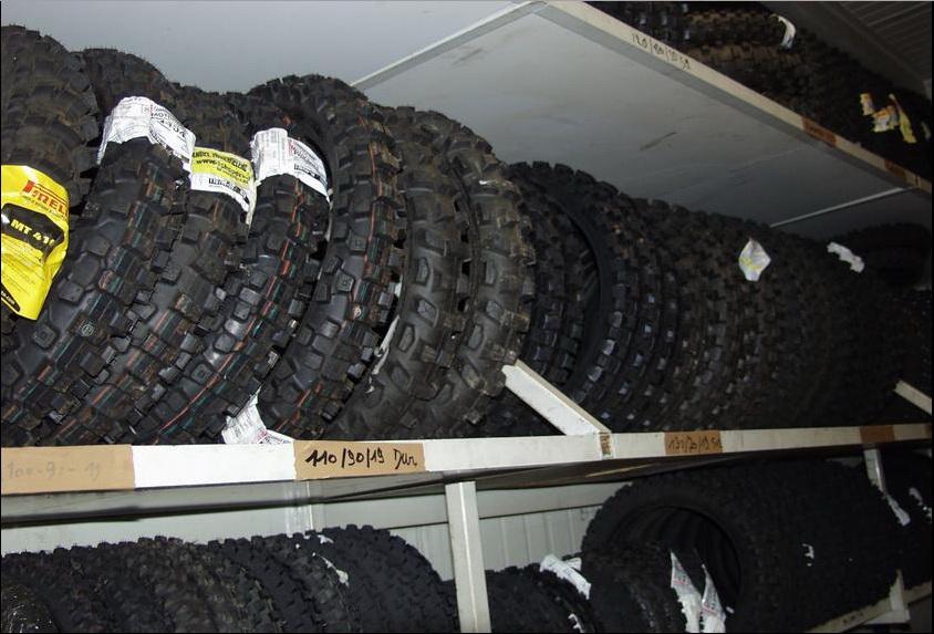 Acheter Pneus pour motocycles
