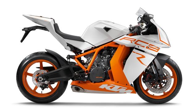 Acheter Moto KTM Superbike 1190 RC8 R EU Highlights