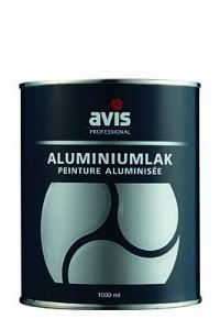 Acheter Peinture aluminium Avis 9006 1 l 14020001