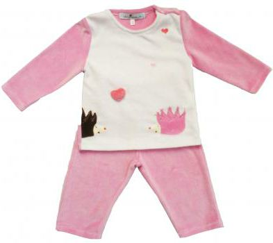 Acheter Pyjama Les hérissos amoureux
