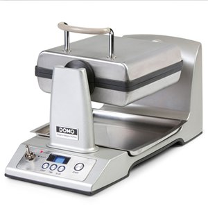 Stainless steel waffle maker DO9043W