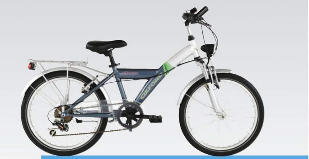 Acheter Vélo pour les adolescents Warrior Oxford