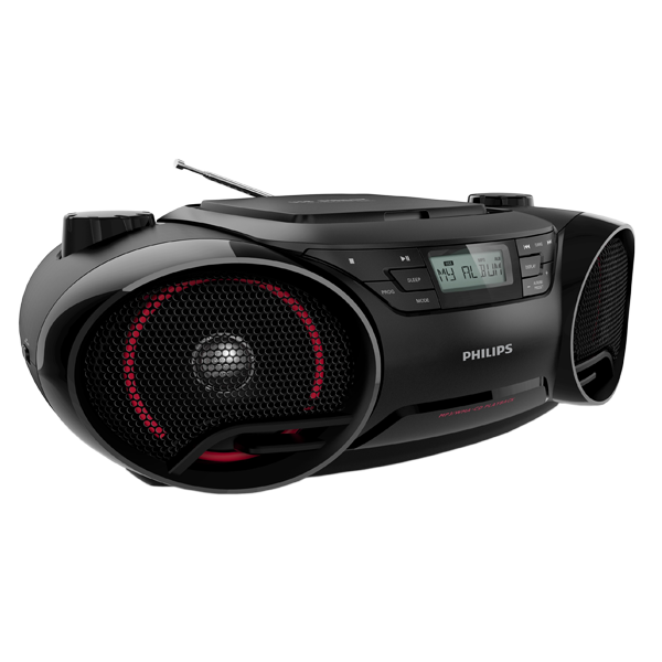 Radio-portable. Radio cd stereo mp3 usb