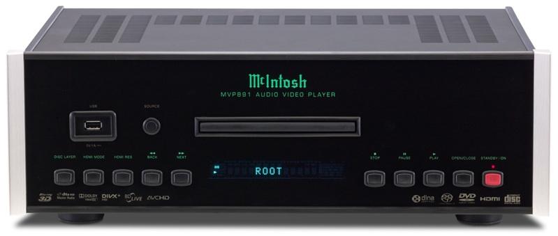 Acheter McIntosh MVP891 Lecteur Universel Blu-Ray