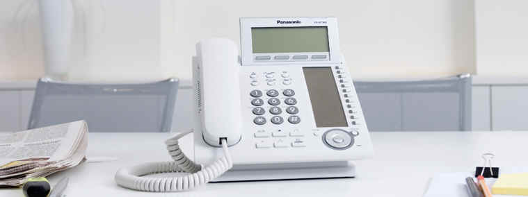 System analog telephone KX-T7710