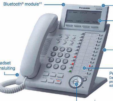 Acheter System Digital phone KX-DT346