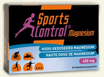 Acheter Vitamines SportsControl Magnesium