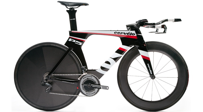 Acheter Bike for triathlon Cervélo P5