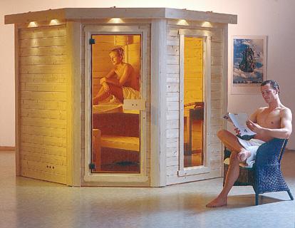 Acheter Sauna en bois massiv Nordia Cosmo