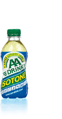 Boisson gazeuse AA Drink Isotone