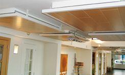 Acheter Plafonds massifs et placage de bois
