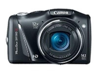 Acheter Appareil photo numérique PowerShot SX150 IS 14.1Mpix 12xopt Blk