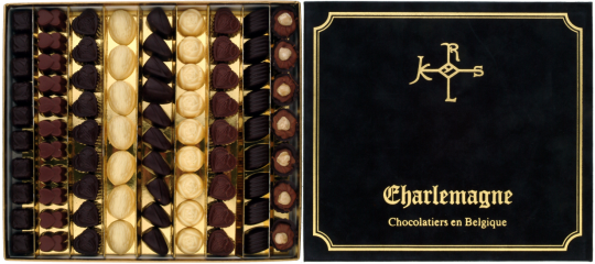 Acheter Pralines Velvet Box II